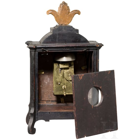 A southern German verge-clock, 2nd half of the 18th century