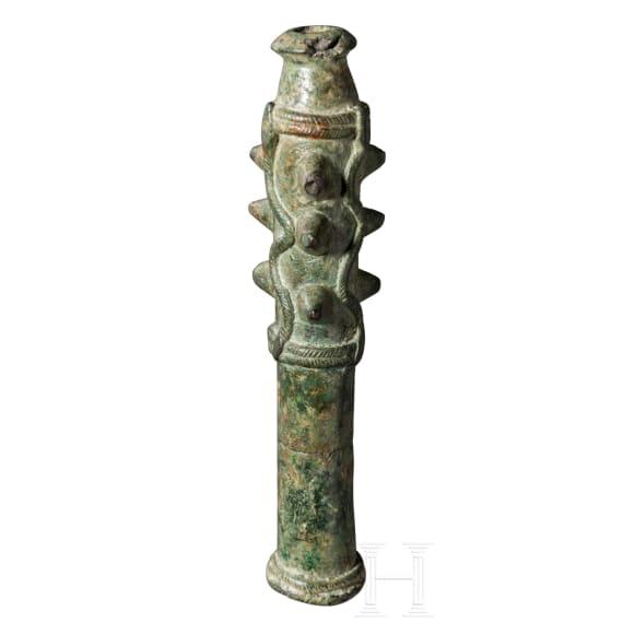 A spiked Luristan macehead, 2600 – 2400 B.C.