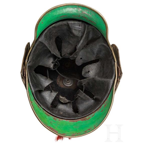 Helm M 1842 für Mannschaften der Kürassiere/Dragoner