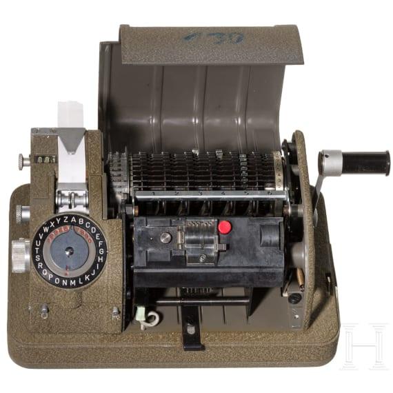 Chiffriermaschine CX-52 bzw. CX/RT