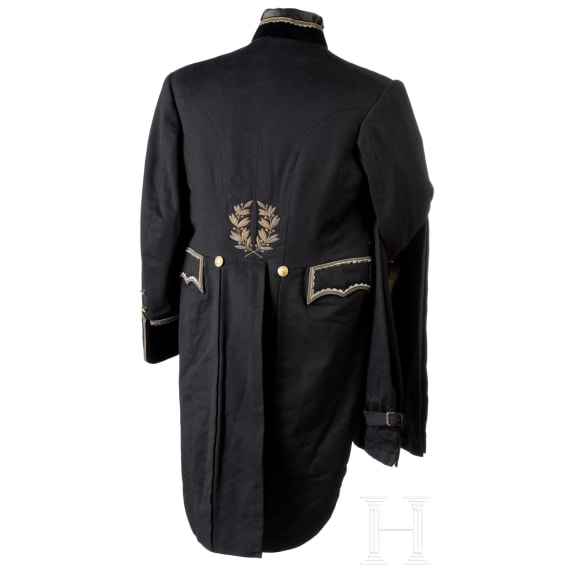 """A uniform of the Order of the Pope Silvester """"Sancti Silvestri Papae"""""""