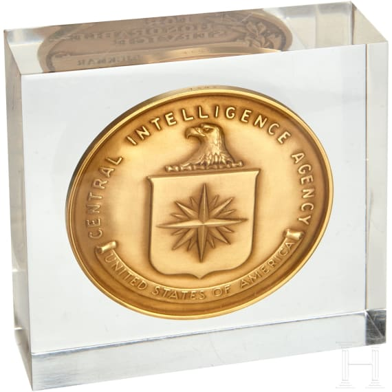 American CIA Award and Cuff links