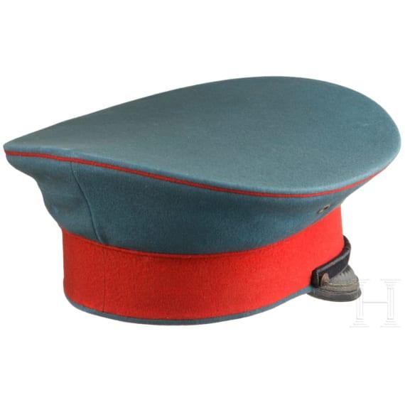 A visor cap for officers, 1920s