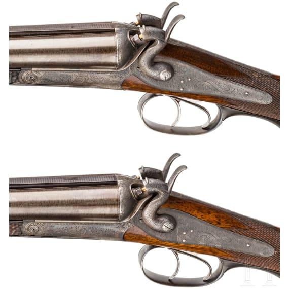 Ein Paar Doppelflinten, Anton Mulacz, Wien