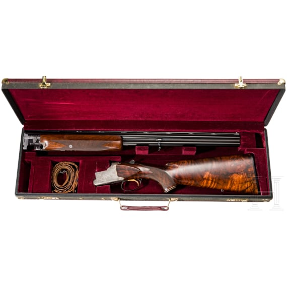 A cased deluxe FN Browning B25 over-and-under shotgun, Mod. Spezial-Jagd/D 4