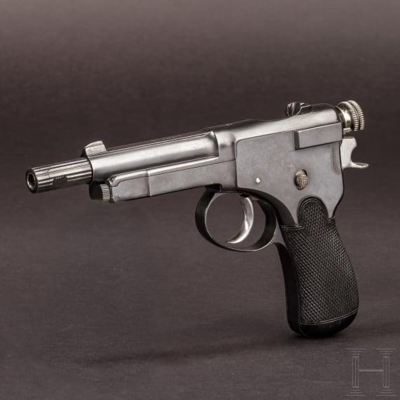 Taschenpistole Roth-Theodorovic Mod. 1900-I