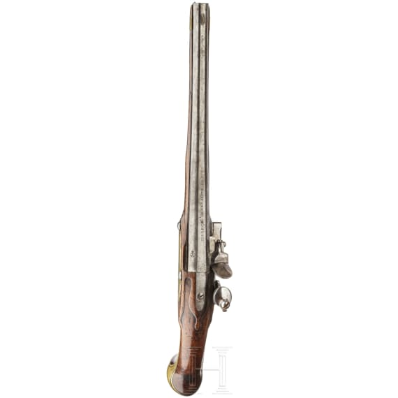 A French cavalry pistol M 1733/34