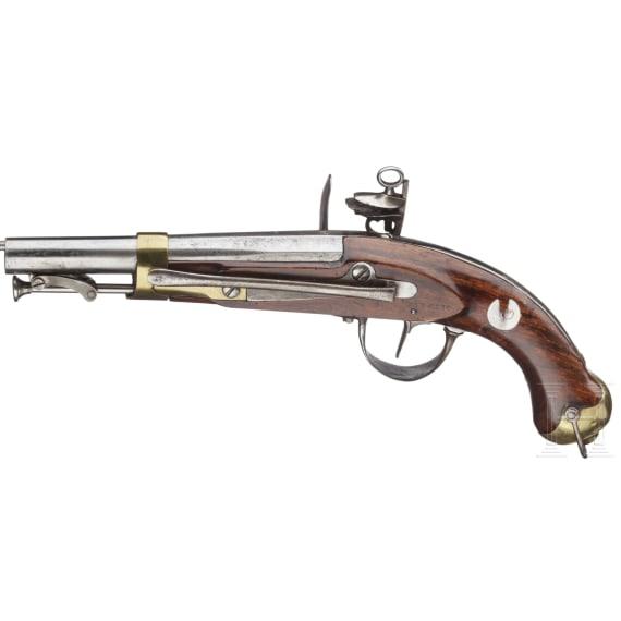 Steinschlosspistole, Guardia Real Modelo 1824, Spanien