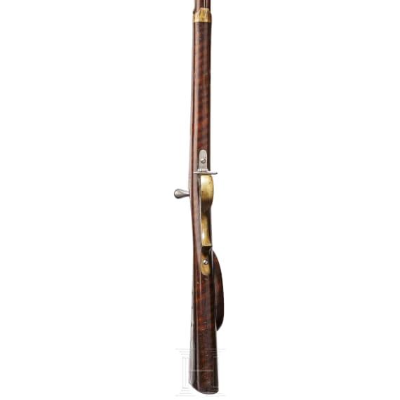 A System Dörsch & v. Baumgarten trial rifle