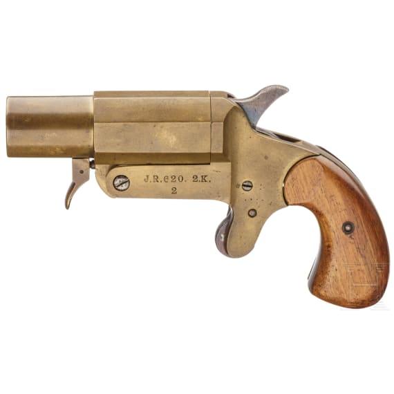 Einläufige Marine-Signalpistole Mod. 1899
