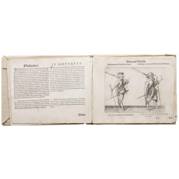 Iselburg, Peter, Künstliche Waffenhandlung der Musquesten und Pike, Nuemberg, 1620