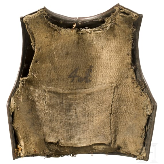 A cuirass M 1810 for carabiner troopers
