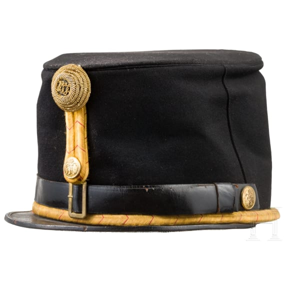A cap for ensigns of the Austrian-Hungarian infantry