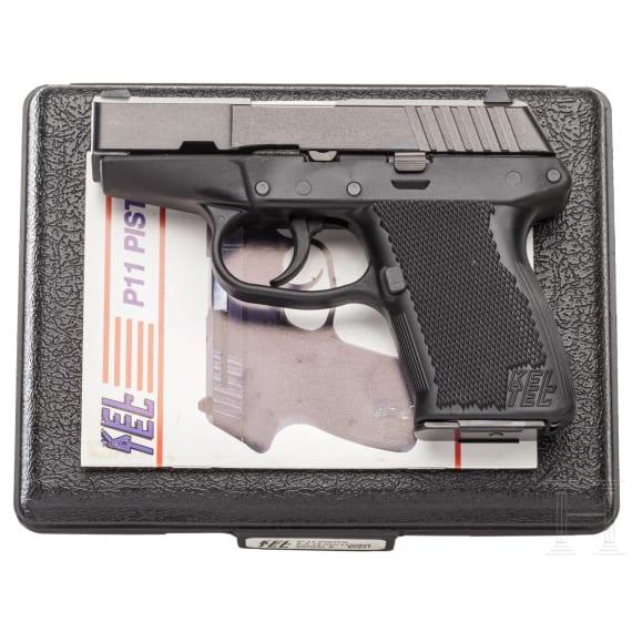 Keltec Pistole Mod. P-11, in Box
