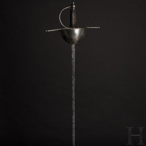 Glockenrapier, Spanien, datiert 1649