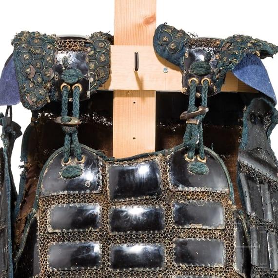 A Japanese Tatami Do, early Edo period