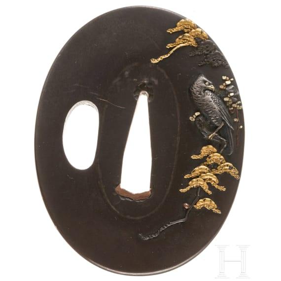 A Japanese O tanto, circa 1800