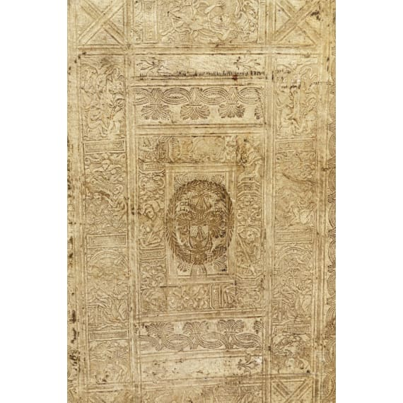 "Heinrich Rüxner - ""Thurnierbuch"", Frankfurt am Main, 1566"