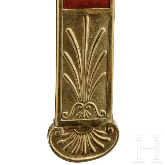 "Kurzschwert ""Glaive"" M 1794 für Absolventen der ""École de Mars"""