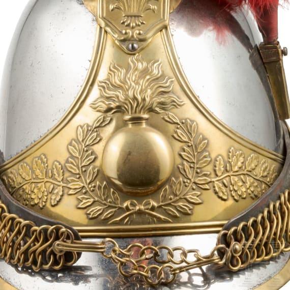 Helm M 1825 für Mannschaften der Kürassiere