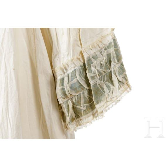 Empress Elisabeth of Austria – a lightweight dressing gown, circa 1870/80