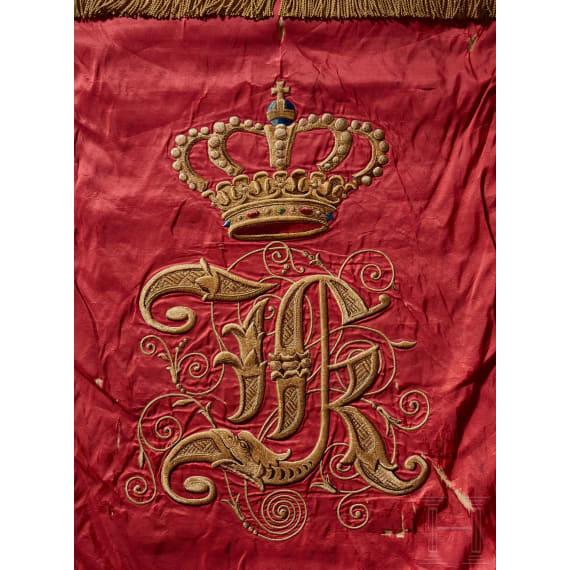 Standarte des Württembergischen Reserve-Dragoner-Regiments