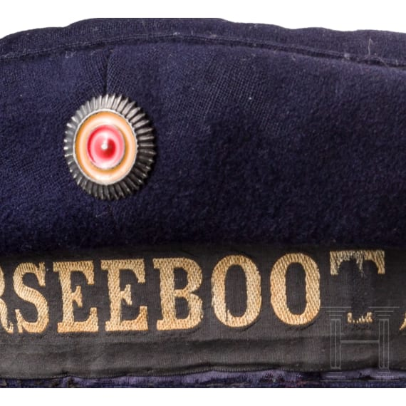 A cap for a U-Boat seaman, Germany, 1914