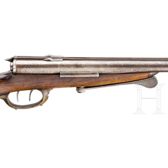 Needle-fire side-by-side shotgun, Dreyse Sömmerda, circa 1870