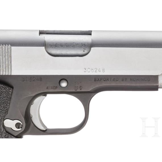 Norinco Colt Commander, two-tone, im Koffer