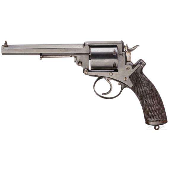 A revolver by John Blanche & Son, Adams Patent