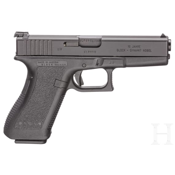 Glock Mod. 17, in Box