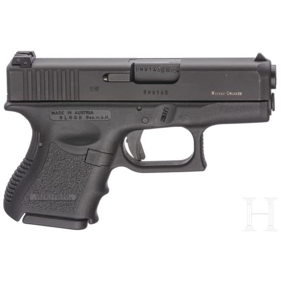 Glock Mod. 26, in Box