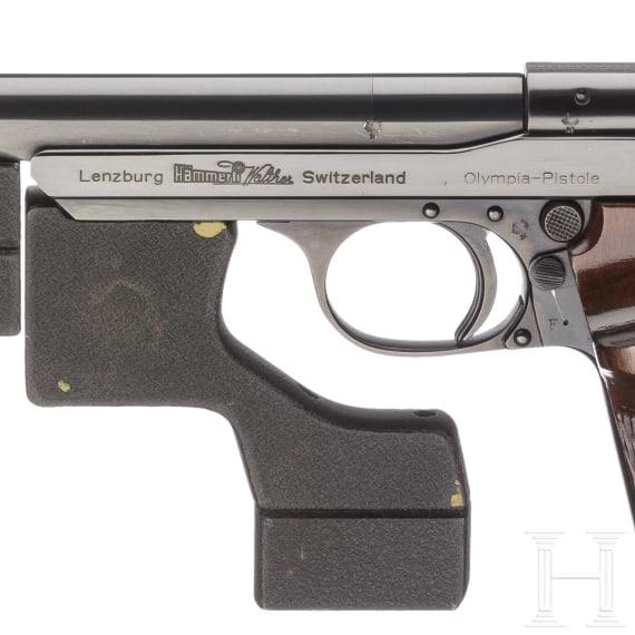 Hämmerli-Walther, Olympia-Pistole Mod. 201