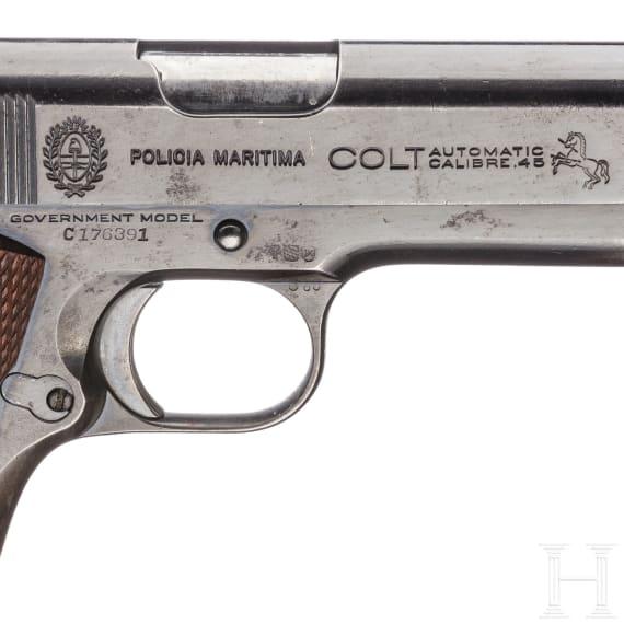 Colt Government 1911, Marine