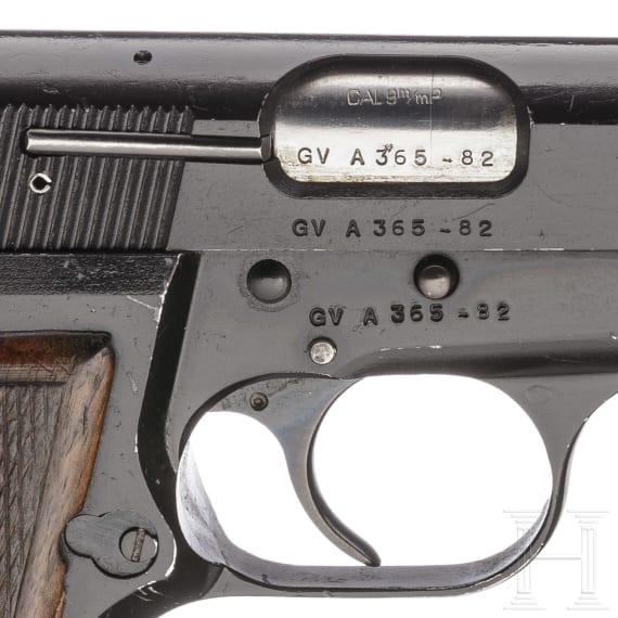 "FN HP Mod. 35 ""Lightweight"", Polizei"
