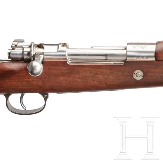 Gewehr Mod. 1908, mit Bajonett