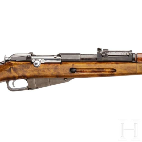 Mosin-Nagant M 39, VKT