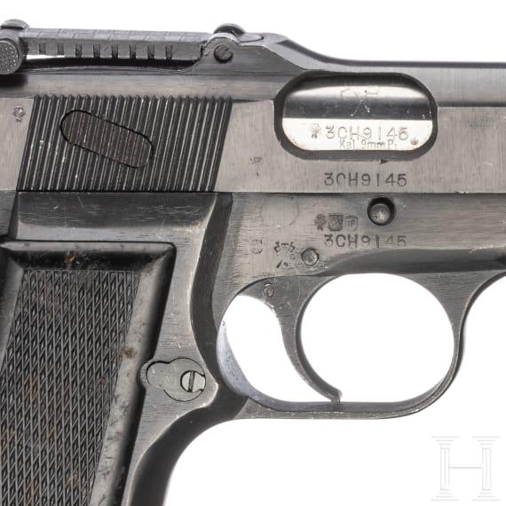 Browning Inglis No. 1 MK I*, mit Anschlagkasten
