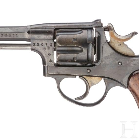 A revolver Mod. 1882 by Waffenfabrik Bern, 1918