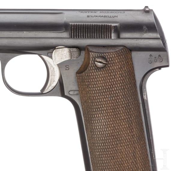 Astra Mod. 600/43, Bundesgrenzschutz