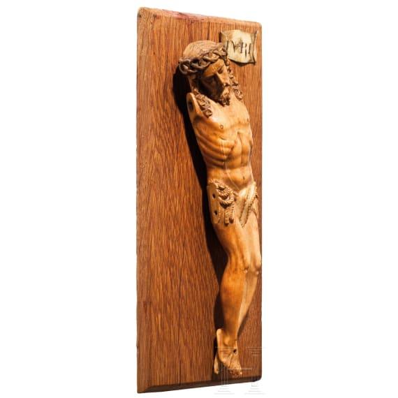 Christuskorpus, deutsch oder Frankreich, 1. Viertel 16. Jhdt.