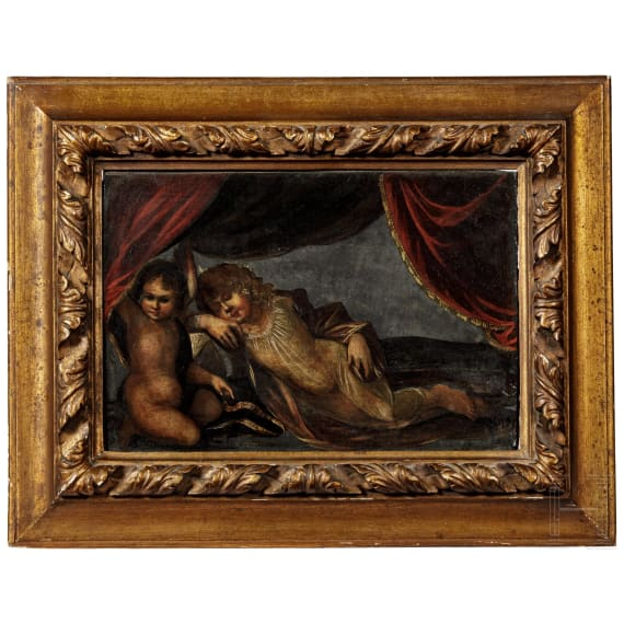 A southern German old master painting, 18th century