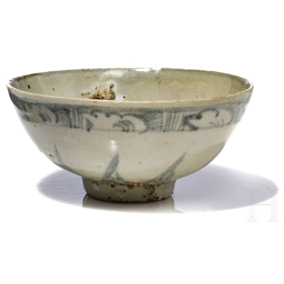 A Chinese bowl, Ming dynasty, 16th century