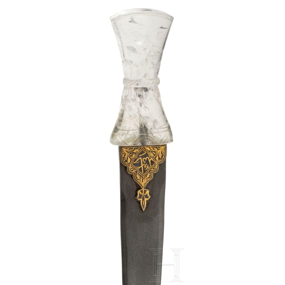 An Indian dagger, 20th century