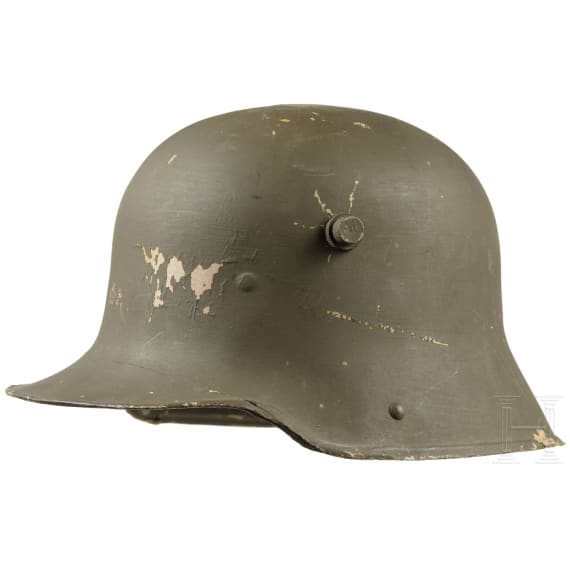 A German children's helmet, similar to M 16