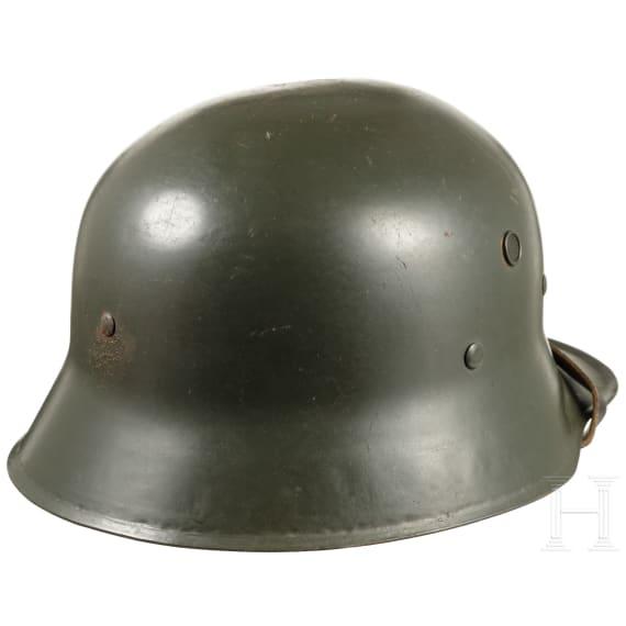 A German steel helmet, 1933 - 1945