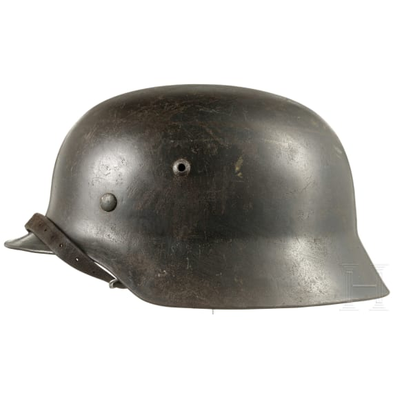 A German Luftwaffe steel helmet M 35, 1935 - 1945