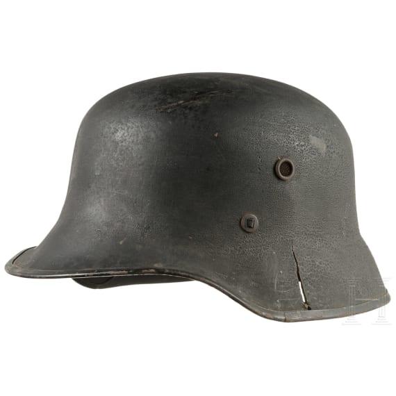 Leichter Helm ähnlich M 35, Deutsches Reich oder DDR, 1940er Jahre