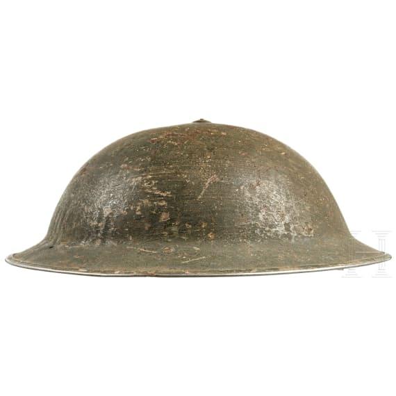 A South African steel helmet Mk II, 1935 - 1945