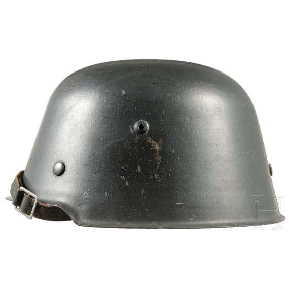 "Stahlhelm M 54 (""Kesslerbombe""), 1950er Jahre"
